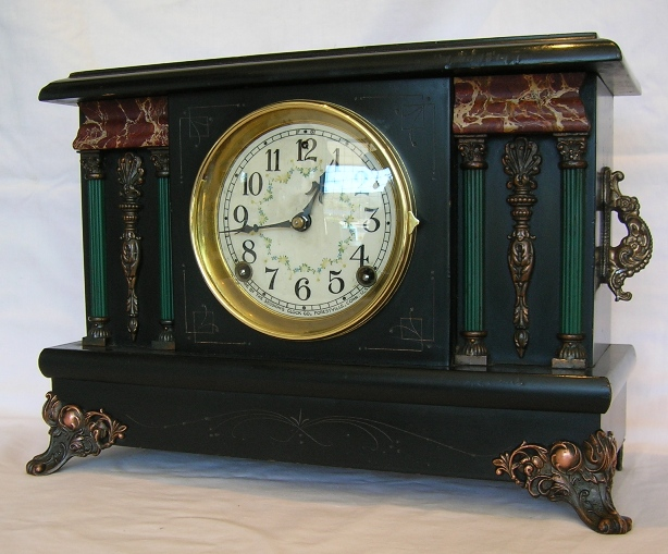 The Clock Page