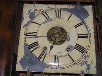 Ansonia wall clock instructions